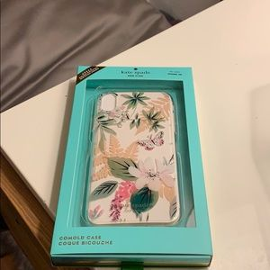 Kate Spade iPhone XR cell phone case